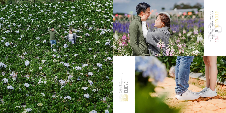 Chụp ảnh cưới trọn gói tại Đà Lạt tầm bao nhiêu là ổn?