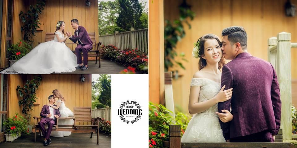 Các ý tưởng chụp ảnh cưới mới lạ