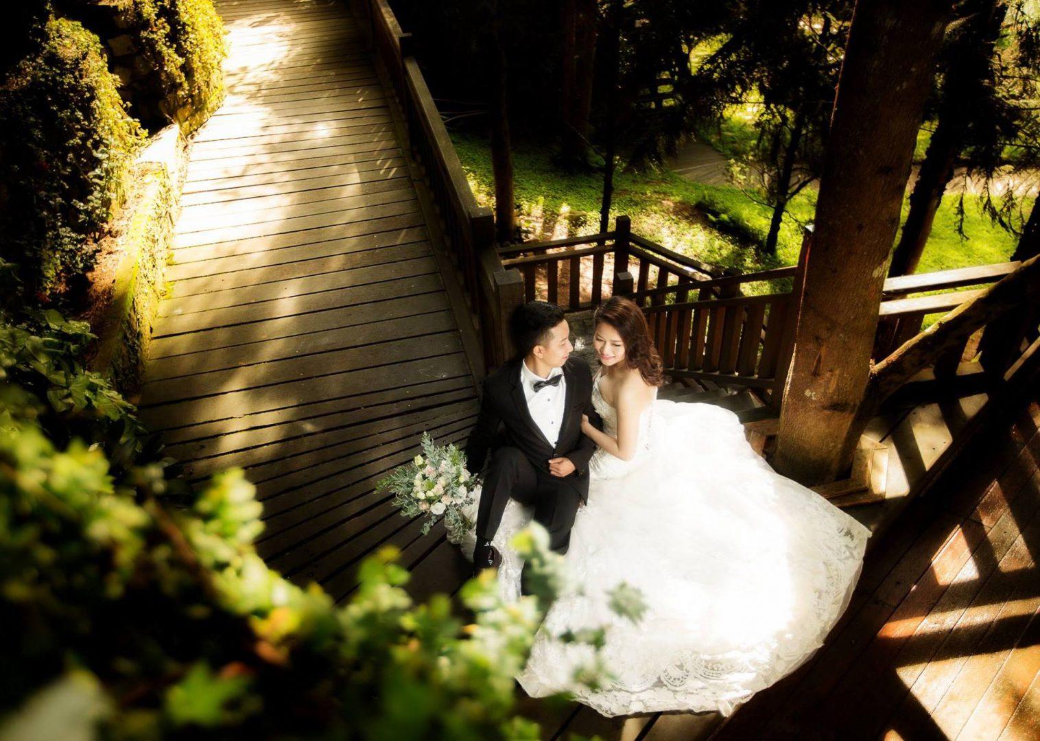 Địa điểm chụp ảnh cưới đẹp Đà Lạt đẹp từng mùa