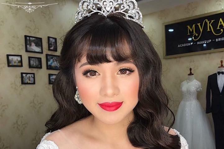 Xu hướng makeup đẹp ở Đà Lạt