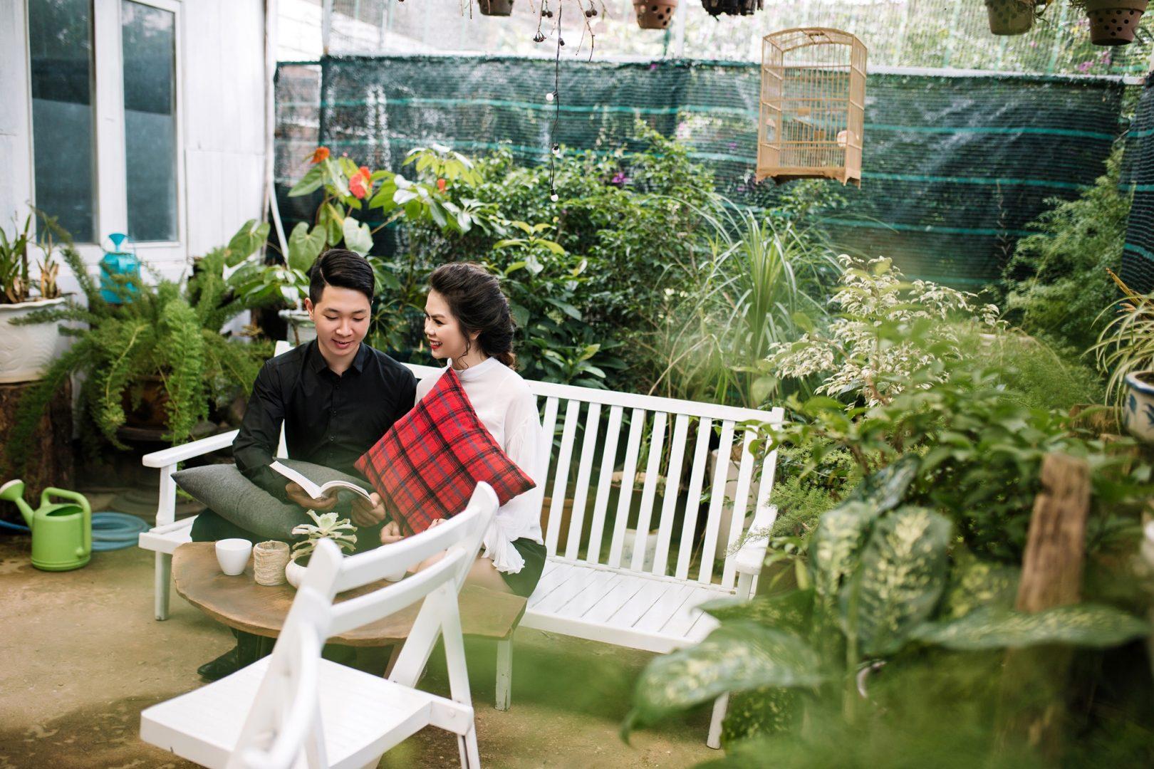 Ảnh cưới phim trường Đà Lạt – Love Story
