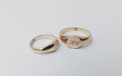 Tìm hiểu những thông tin thú vị về nhẫn cưới khắc tên