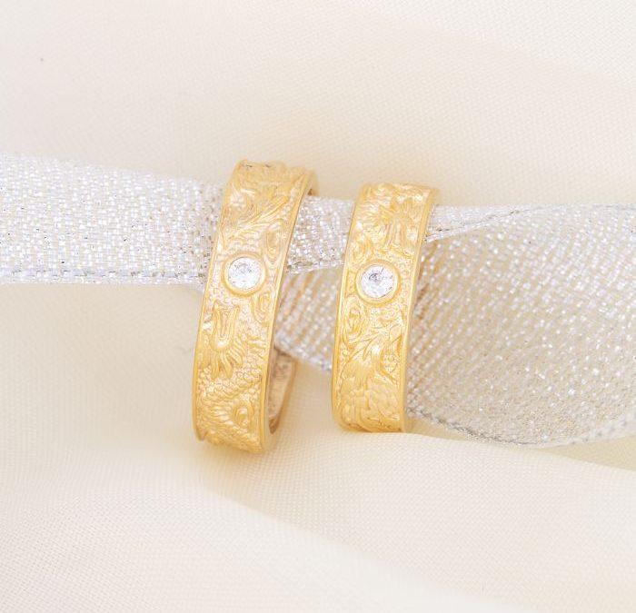Khám phá những thông tin thú vị về nhẫn cưới long phụng