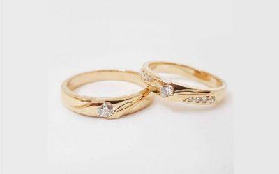 Tại sao các cặp đôi nên chọn nhẫn cưới vàng 18k?