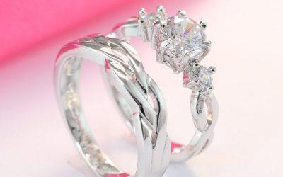 Tổng hợp những mẫu nhẫn đôi PNJ bạc được yêu thích hiện nay